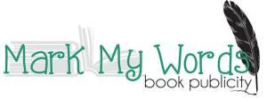 Mark My Words Book Publicity boo button