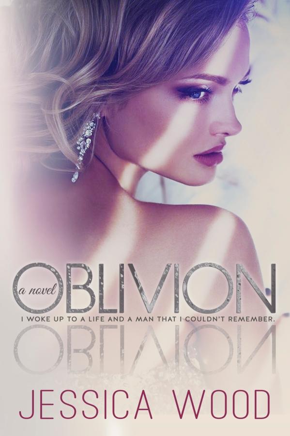 OBLIVION Jessica Wood Ebook book cover