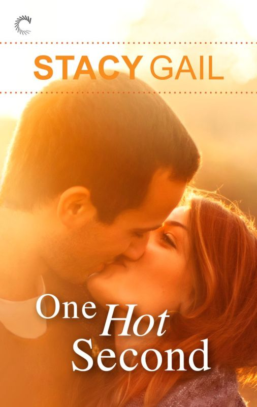one hot second book cover