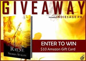 Always Rayne Sale Giveaway Graphic