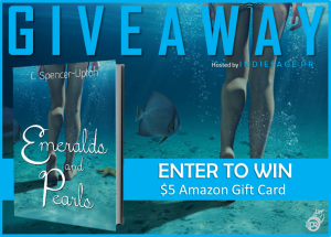 Emeralds and Pearls CR Giveaway Graphic