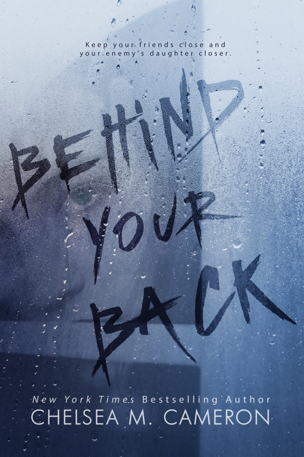 BehindYourBack cover pic