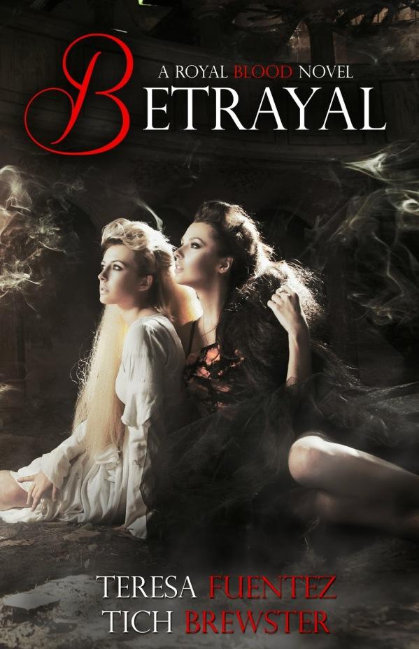 Betrayal cover pic