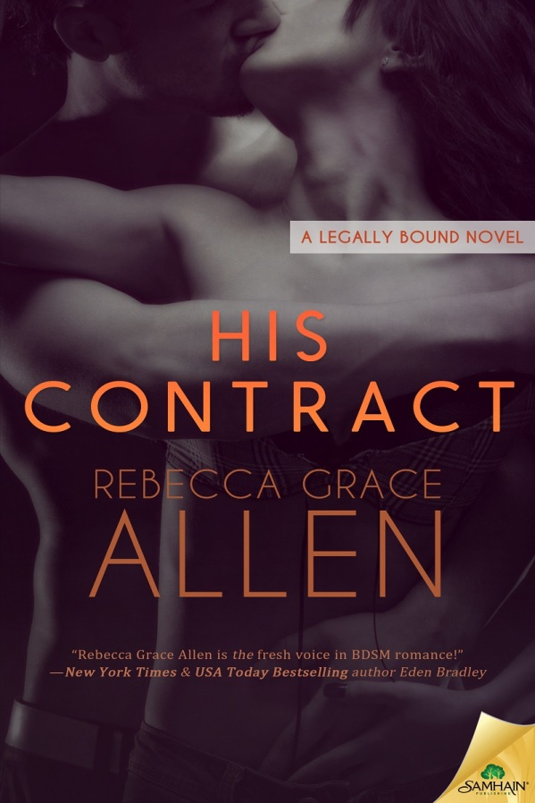 His Contract cover